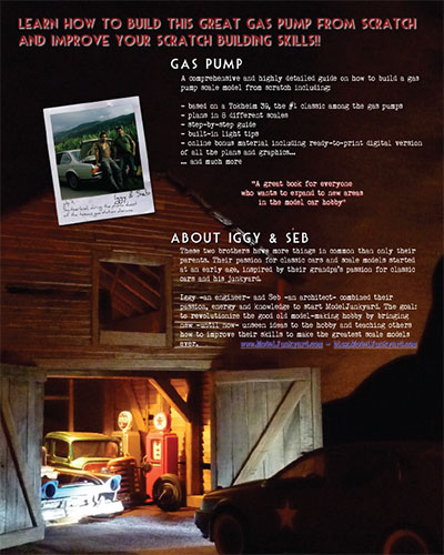 Gas Pump – Preview – Back cover