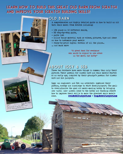 Old Barn – Preview – Back cover