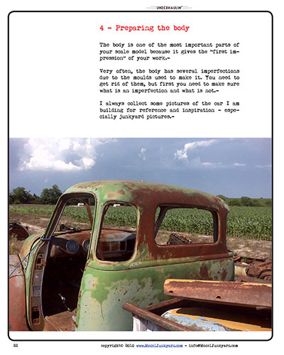 Underhaulin' – Preview – page 22