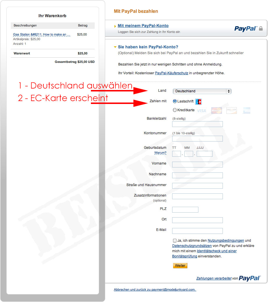 kann mit meiner kreissparkasse nicht mit paypal bezahlen deutsches forum. Black Bedroom Furniture Sets. Home Design Ideas
