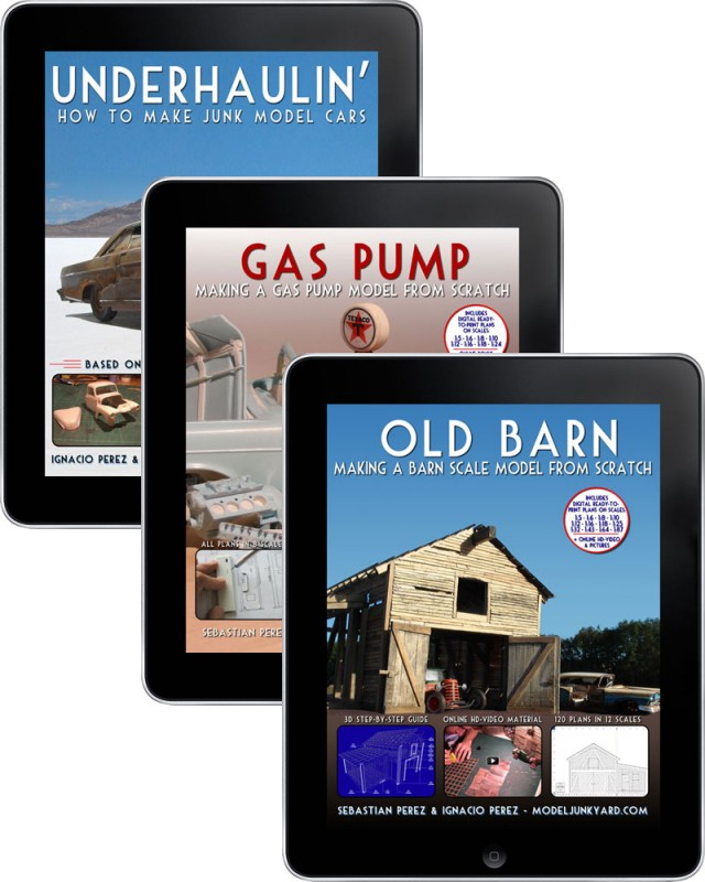 Barn Find Package [ebook]