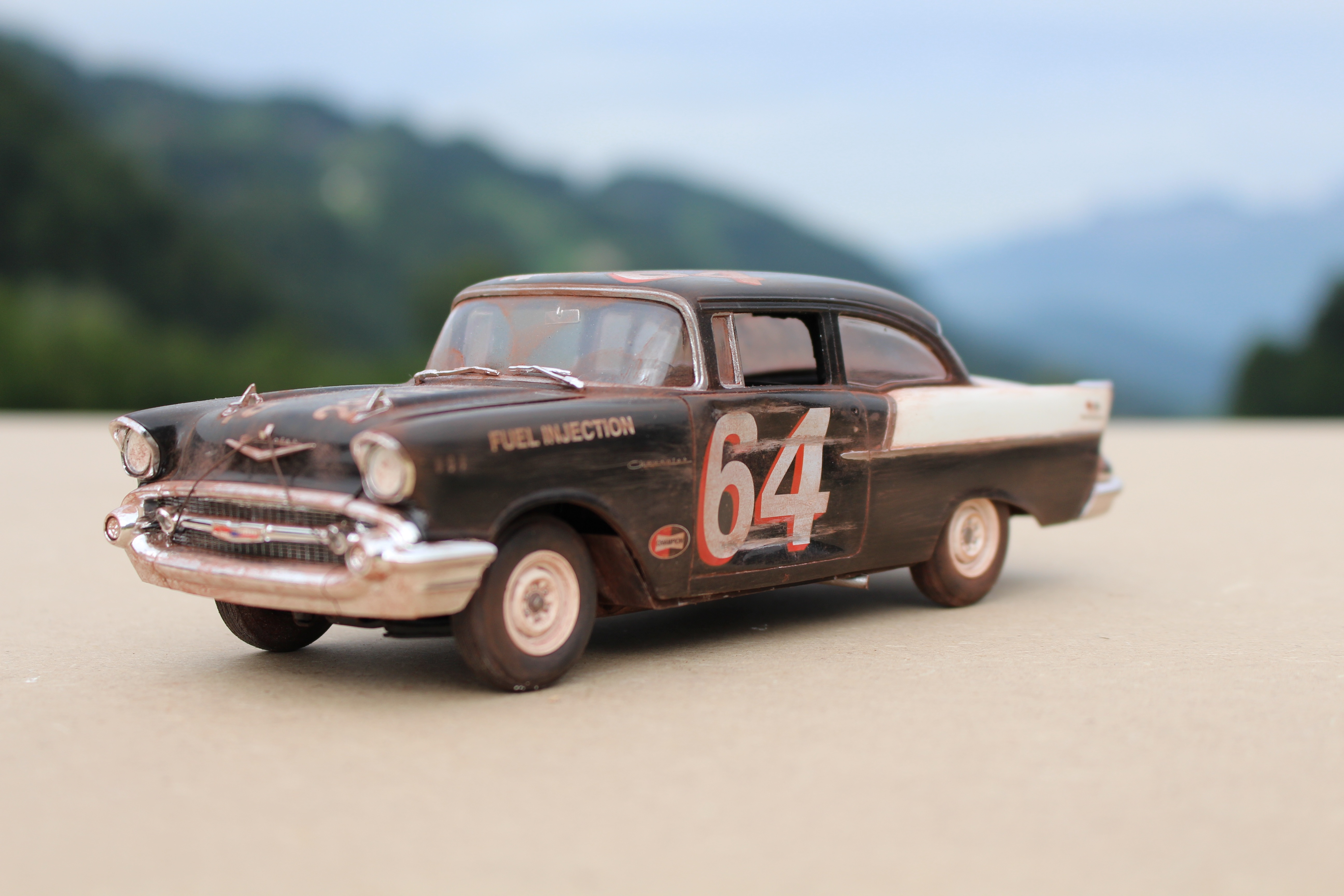 Stock Car Products: How To Build Historic Race Model Cars