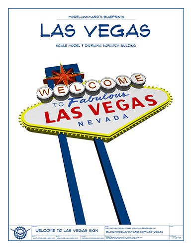 Welcome to Las Vegas sign – Cover