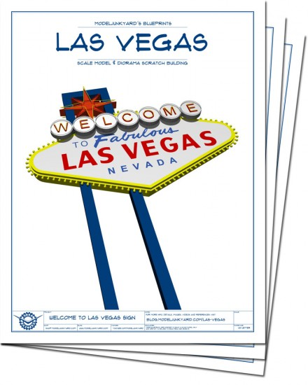 Welcome to Las Vegas sign - Cover