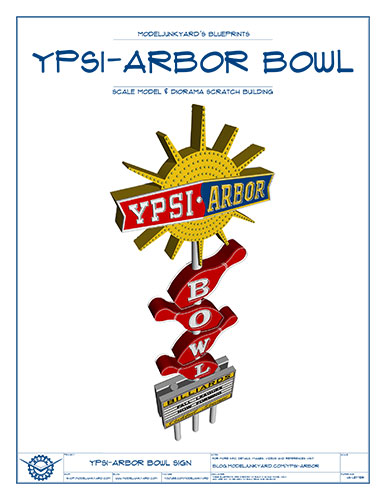 YPSI-ARBOR Bowl sign – Cover