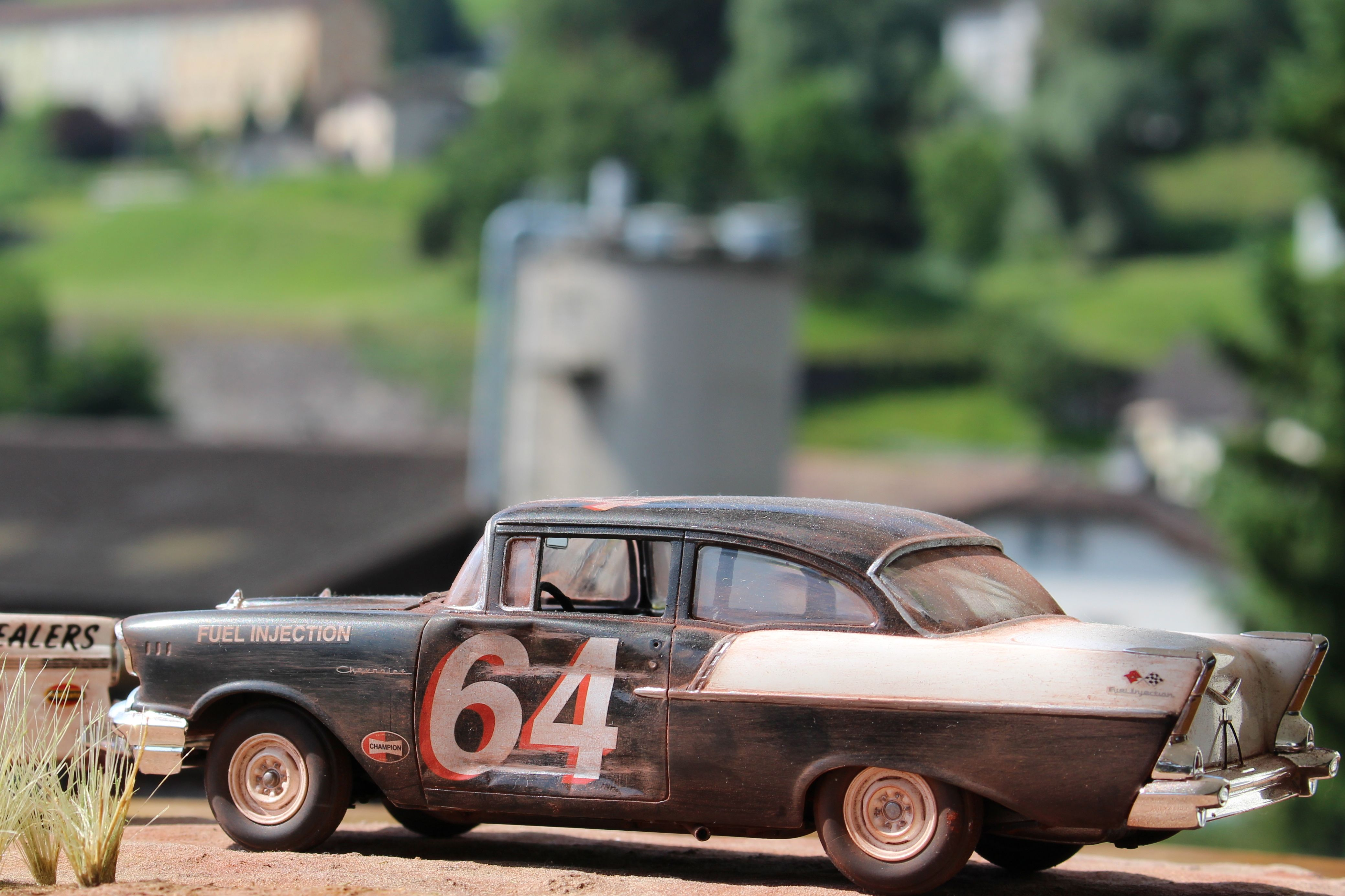 Stock Cars - How to build historic race model cars ...